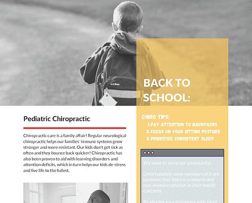 August Newsletter 1 Page 1