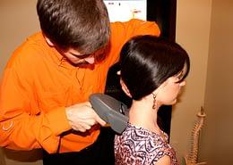 Chiropractor Lakewood Ranch Sarasota Bradenton FL scan