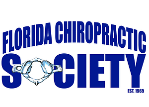 florida chiropractic society logo